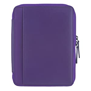 "M-Edge Capital Kindle Jacket, Purple (Fits 6"" Display, Latest Generation)"