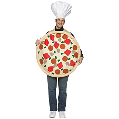 Product Image Adults' Pizza Pie Costume