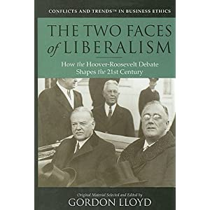 Cover to Two Faces of Liberalism