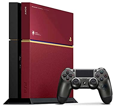 PlayStation 4 METAL GEAR SOLID V LIMITED PACK THE PHANTOM PAIN EDITION