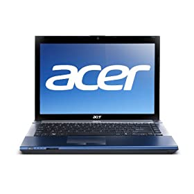 Acer Aspire TimelineX AS4830T-6642 14-Inch Laptop (Cobalt Blue Aluminum)