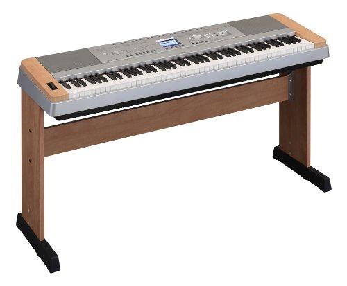 Yamaha DGX640C Digital Piano, Cherry