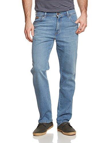Wrangler Texas Stretch Herren Regular Fit Jeans