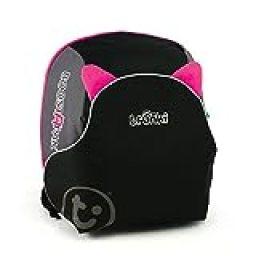 Trunki - Zainetto convertibile in seggiolino per auto, Rosa (Pink)