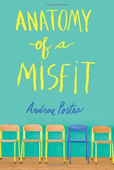 Anatomy of a Misfit by Andrea Portes| wearewordnerds.com