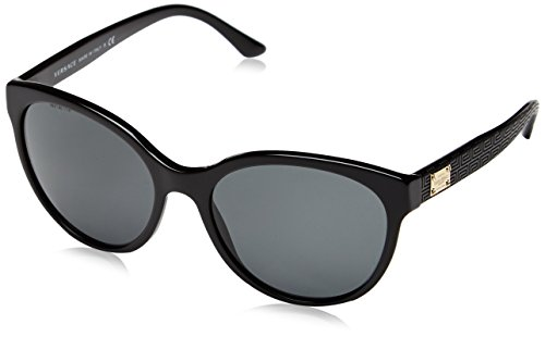 Versace Damen VE 4282 Pop Chic Couture Cateye Sonnenbrille
