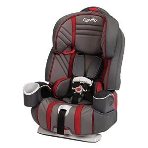 Graco Nautilus 3-in-1 Car Seat, Garnet