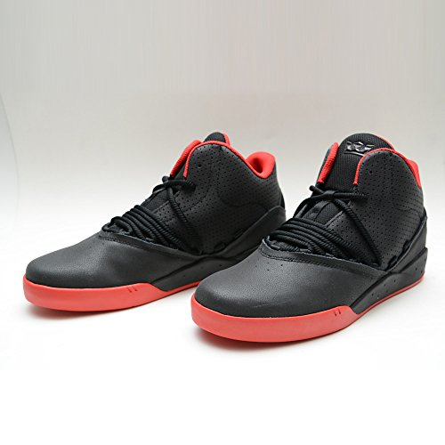 (スープラ) SUPRA ESTABAN BLACK/RED/RED 8(26cm)
