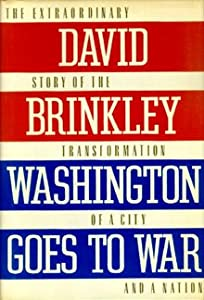 "Cover of ""Washington Goes to War"""
