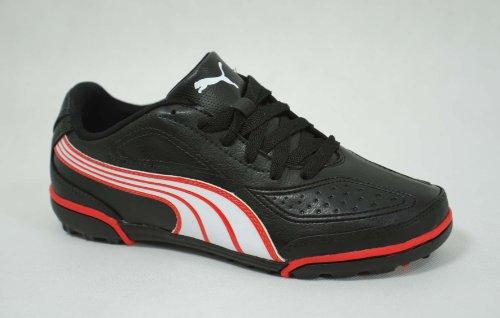 Puma V5.11 Calcetto Herren Fußball-Schuhe - Schwarz - Gr. 43