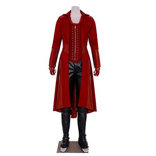 CG Costume Women's Scarlet Witch Cosplay Costume XXLarge