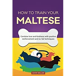 How To Train Your Maltese (Dog Training Collection): Combine love and kindness with positive reinforcement and no-fail techniques