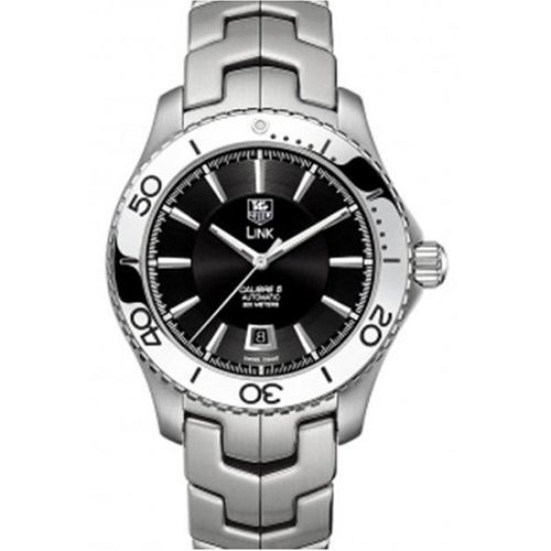 TAG Heuer Men's WJ201A.BA0591 Link Caliber 5 Automatic Watch