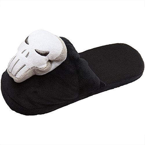 Punisher - Big Logo Plush Slippers
