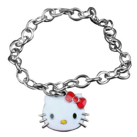 Hello Kitty Chain Bracelet