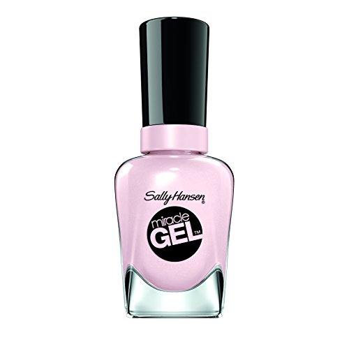 Sally Hansen Miracle Gel Nail Color, Creme de La Creme, 0.5 Ounce