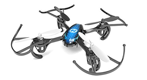 Holy Stone HS170 Predator Mini RC Helicopter Drone 2.4Ghz 6-Axis Gyro 4 Channels Quadcopter Best Choice for Drone Trainer