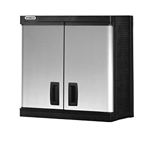 Stanley Tools and Consumer Storage 716201R 16-1/4-Inch Deep Wall Cabinet