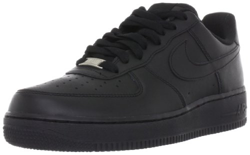 "[ナイキ] NIKE AIR FORCE I 07 ""LIMITED EDITION for ICONS"" 315122 001(ブラック/ブラック/US9.5)"