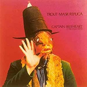 "Cover of ""Trout Mask Replica"""