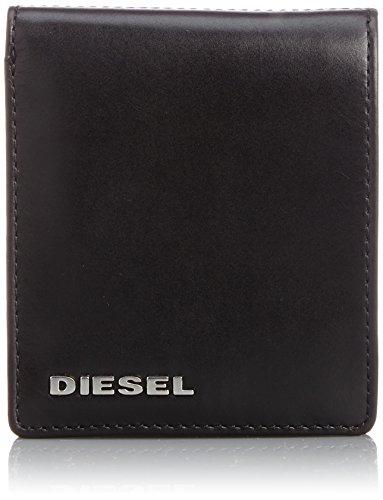 [ディーゼル] DIESEL メンズ 財布 FRESH & BRIGHTHIRESH S - wallet X02756PR3780073UNI PR378H5339 (ブラック×ブルー/)
