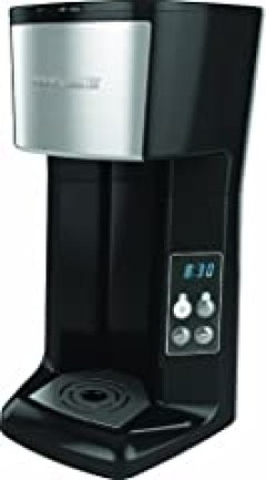 Black and Decker CM620B Programmable Single Serve Coffee Maker, Black