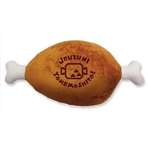 モンスターハンター 肉シリーズ 1/1 こんがり肉クッション