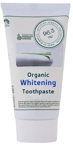 made of Organics ホワイトニング トゥースペイスト 75g