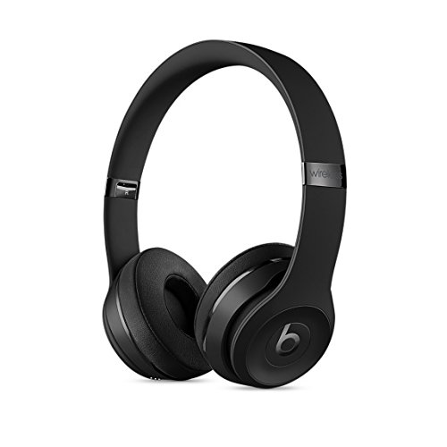 Beats Solo3 Wireless On-Ear Headphone - Black