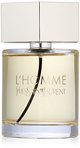 L'homme Yves Saint Laurent By Yves Saint Laurent For Men. Eau De Toilette Spray 3.3-Ounces