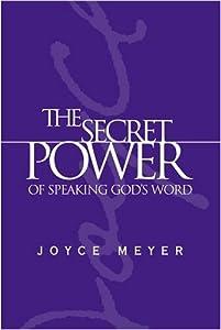 """Cover of """"The Secret Power of Speaking Go..."""