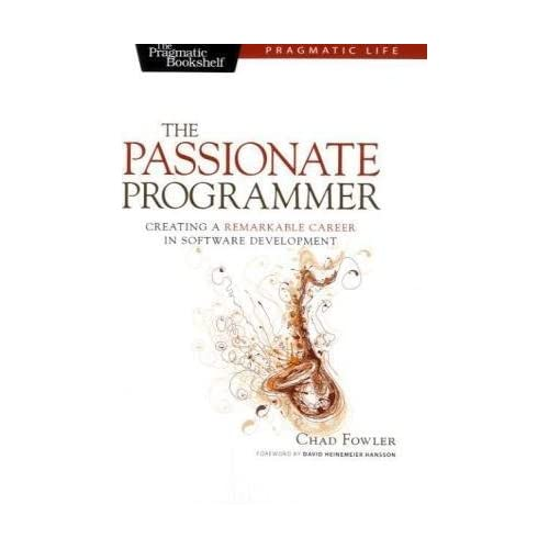 The Passionate Programmer cover image