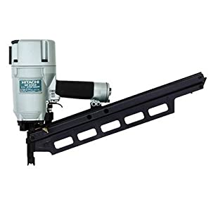 Hitachi NR83A2S Round Head 2-Inch to 3 1/4-Inch Framing Nailer