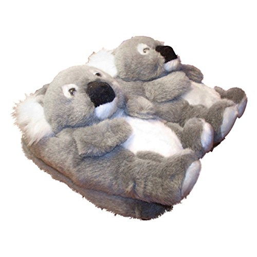 Comfy Feet Koala Animal Feet Slippers