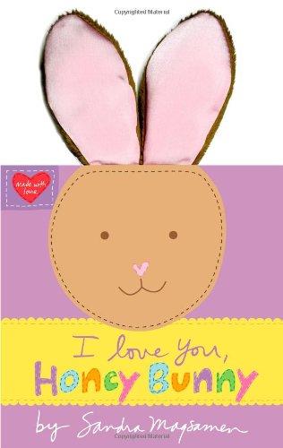 I love you honey bunny