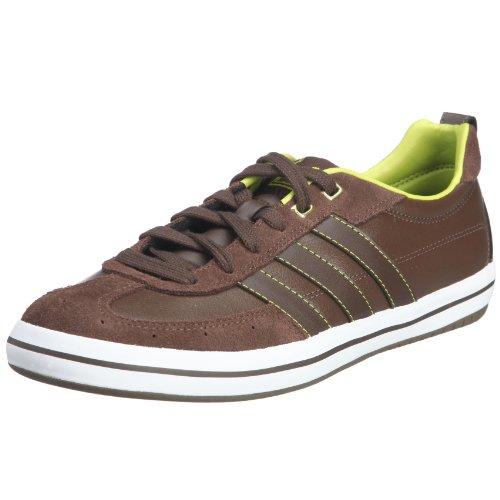 Adidas Sneaker, Groesse 45, schokobraun