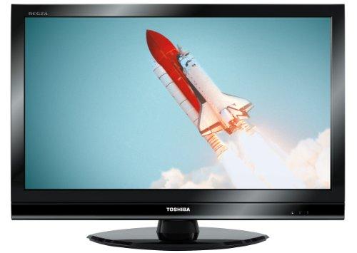 Toshiba 40XV733G 101,6 cm (40 Zoll) LCD-Fernseher (Full-HD, 100Hz, DVB-T/-C) schwarz