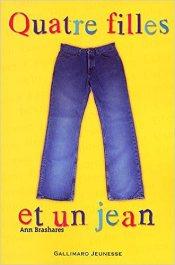 Quatre filles et un jean de Anne Brashares