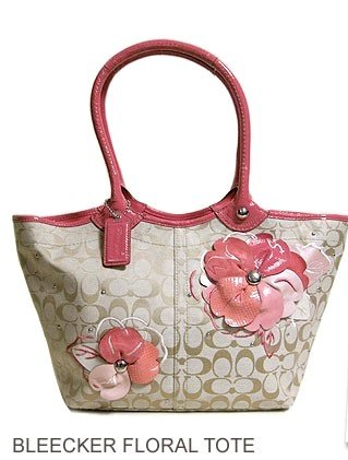 Top selling coach designer handbags of summer time 2011 lucasbouch3846 coach 16276 white flower applique purse is among my favouraties regarding summer regarding 2011 white is the colour of summer and also this bag is merely mightylinksfo