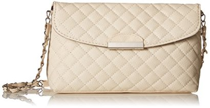 DDLBizTM-Best-Gift-Womens-Leather-Clutch-Handbag-Tote-Purse-White