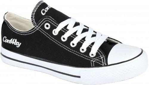 Original CONWAY Damen Sneaker, Größe:36; Farbe:Schwarz