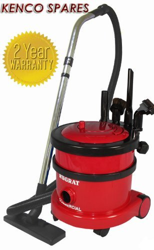 Best Choice RUG RAT Henry Type TUB RED Cylinder Commercial Hoover Vacuum  Cleaner