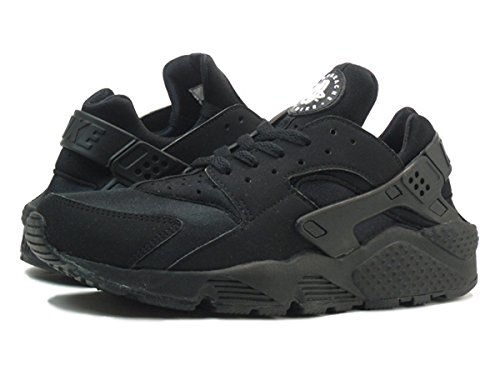 [ナイキ]NIKE AIR HUARACHE BLACK 【TRIPLE BLACK】 [並行輸入品]