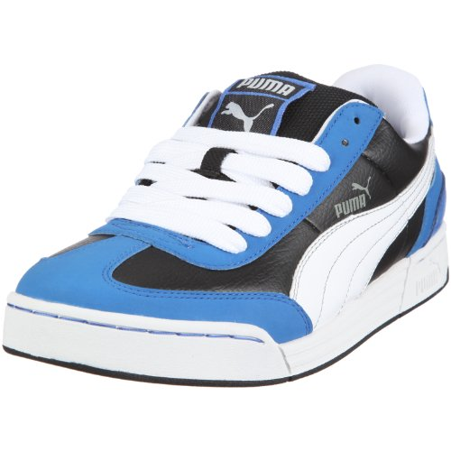 PUMA Puma Express 352341, Herren, Sneaker, Blau  (black-strong blue-white-neutral gray 04), EU 41  (UK 7.5)  (US 8.5)