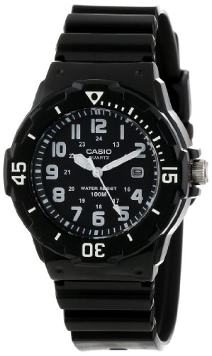 e752202fb6f Casio Women s LRW200H-1BVCF Dive Series Diver Look Analog Watch ...