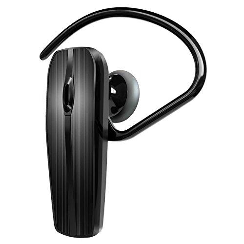 【ハロウィン特売】BOYON Bluetoothイヤホン ワイヤレスベッドセット 片耳タイプ ハンズフリー通話 マイク内蔵 超軽量、超小型ボディで通話も、音楽も楽しめるイヤホン Black/ブラック