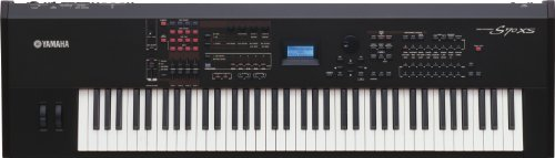 Yamaha S70XS Synthesizer, 76-Note Balanced Hammer-Weighted Action