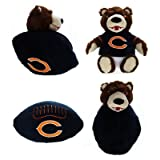 Chicago Bears NFL Reverse-A-Pal Football to Team Mascot