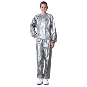Everlast for Her Sauna Suit (One Size Fits All)