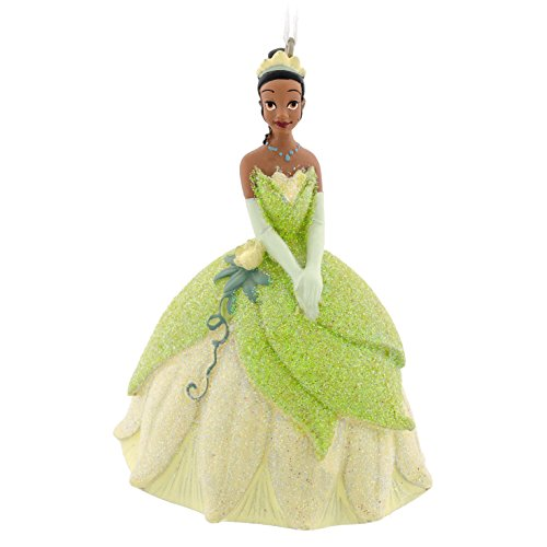 Hallmark Disney Princess Tiana Christmas Ornament